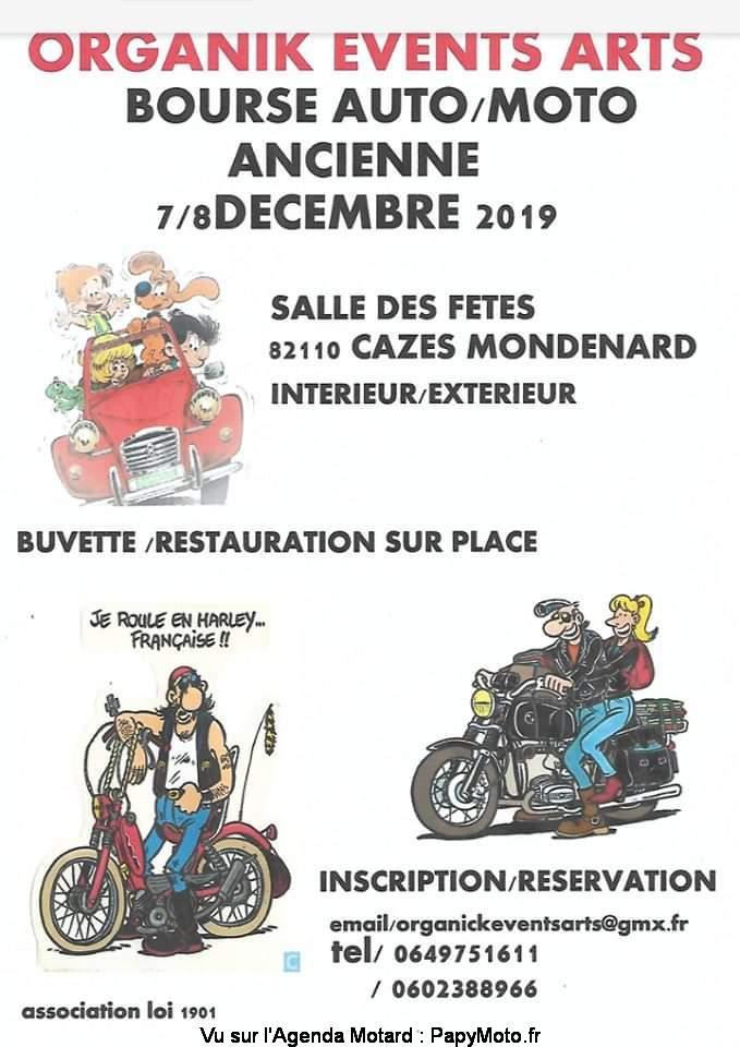 MANIFESTATION - Bourse Pièces - Dimanche  3 Novembre 2019 - Sorgues (84) Bourse44