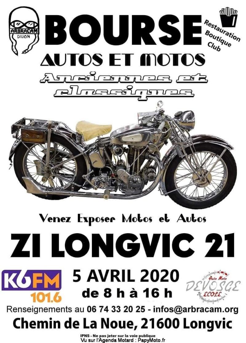 MANIFESTATION - Bourse - 5 Avril 2020 - ZI LONGVIC - (21) Bourse50