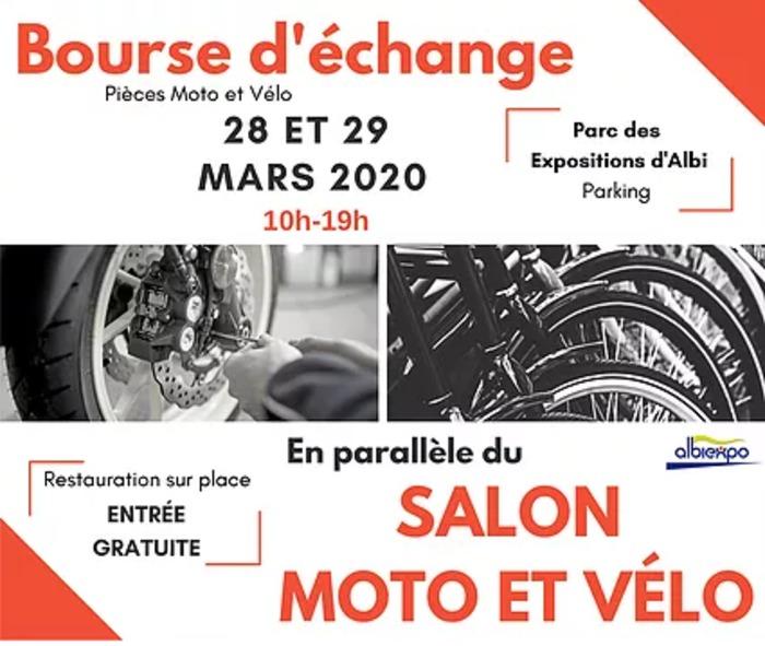 MANIFESTATION  - Bourse & Salon - 28 & 29 Mars 2020 - Parc des Expositions - ALBI  C0243810