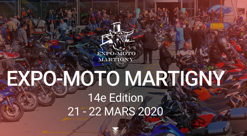 MANIFESTATION - Expo - Moto - 21 & 22 Mars 2020 - Martigny ( 1919 Suisse )  C800b510