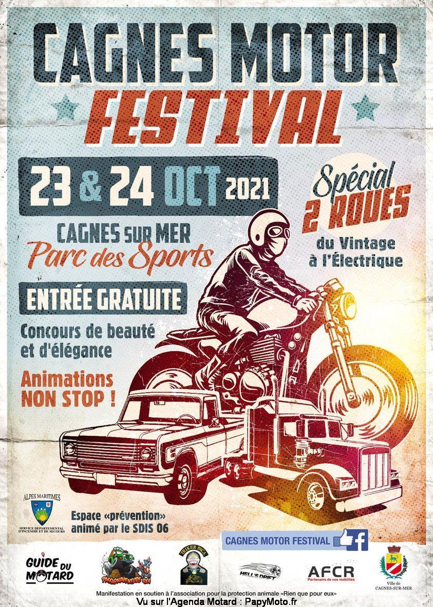 MANIFESTATION - Cagnes Motor Festival - 23 & 24 Octobre 2021 - Cagnes sur Mer  Cagnes10