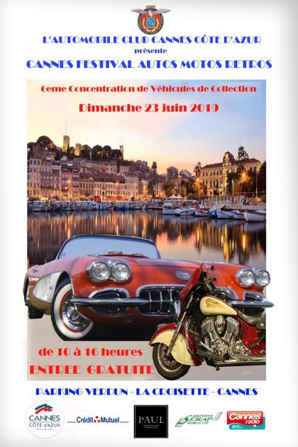 MANIFESTATION - Concentration de Véhicules de Collection - Dimanche 23 Juin 2019- Cannes  Cannes10