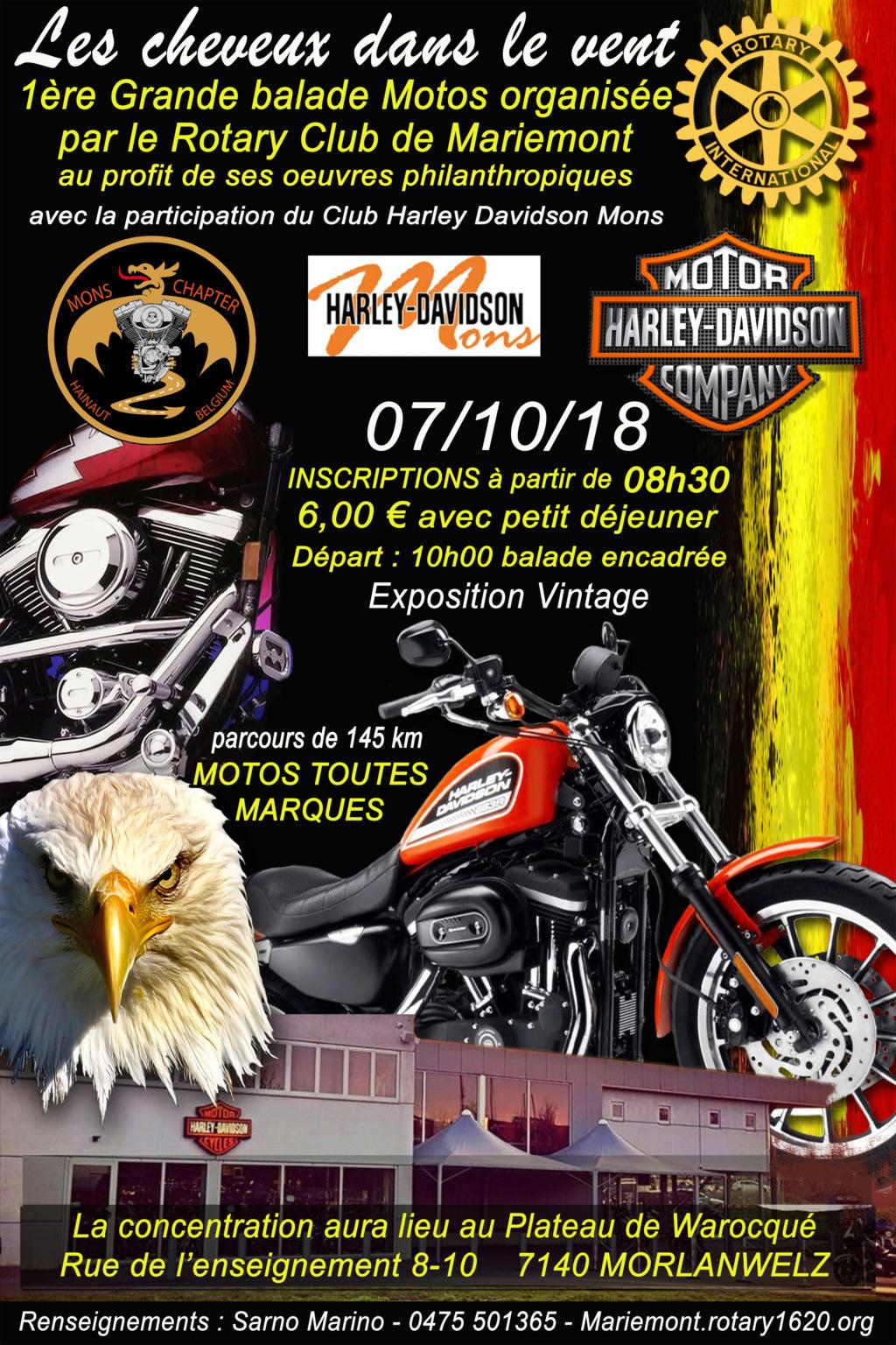 Balade - 7 octobre 2018 - Morlanwelz (7140) belgique  Charit14