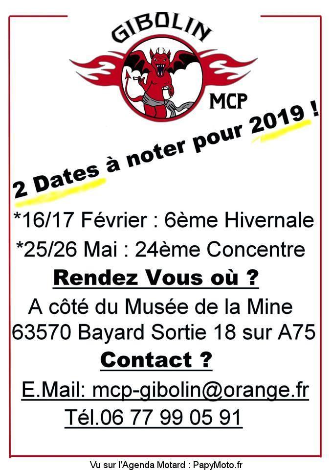 6éme Hivernale - 16 et 17 Février 2019 - Bayard (63570) Concen27