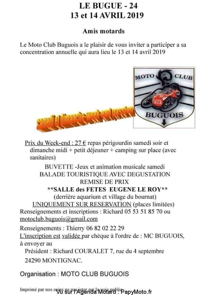 Concentration - 13 & 14 Avril 2019 -  LE BUGUE - (24) Concen28