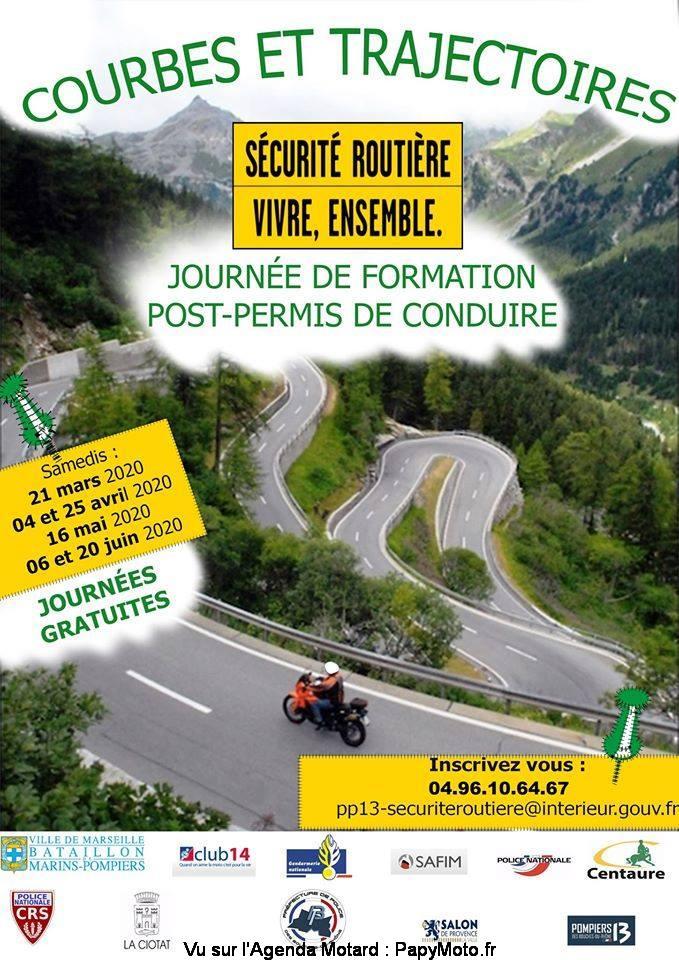 MANIFESTATION - Courbes et Trajectoires - 21 Mars 2020 - Marseille -  Bouches du Rhône (13) Courbe10