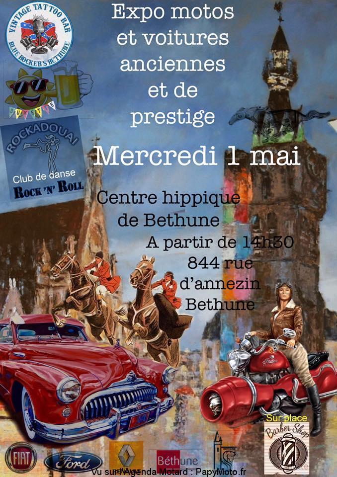 Expo - Mercredi 1er Mai 2019 - Centre Hippique de Béthune (62) Expo-m12