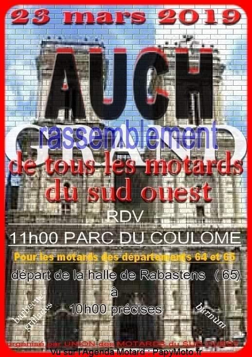 Rappel - Rassemblement - Samedi  23 Mars 2019 - La Halle de  Rabastens (65) Facebo18