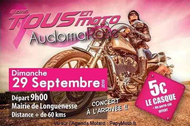 MANIFESTATION - Tous en Moto - Dimanche 29 Septembre 2019 - Mairie de Longuenesse Fb_img16