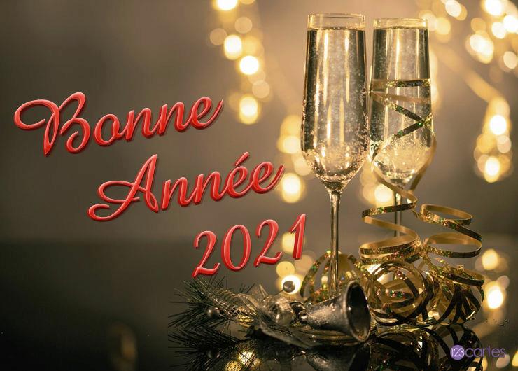 un KAWA en TERRASSE - BONNE ANNÉE 2021 Flutes10