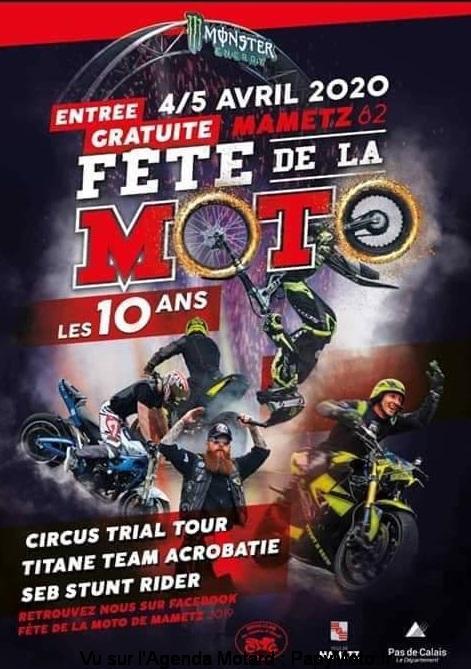 MANIFESTATION - Fête de la Moto - 4 & 5 Avril 2020 - Mametz (62) Fzote-43