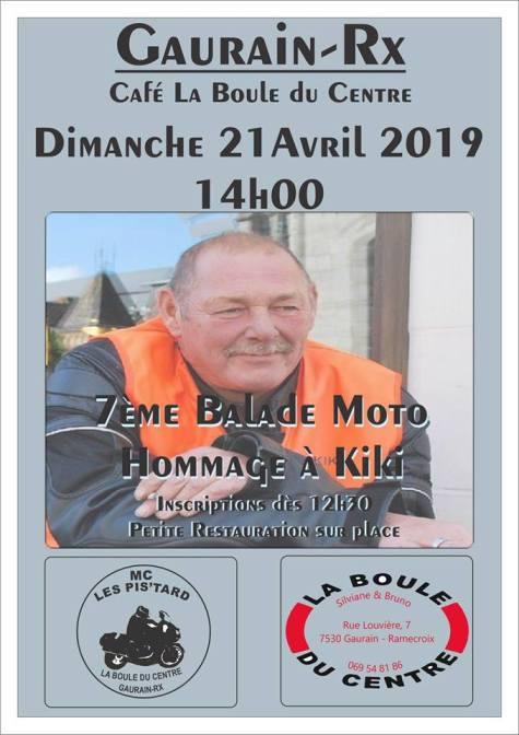 MANIFESTATION - Balade - Dimanche 21 Avril 2019 - Gaurain - Ramecroix -(7530) BELGIQUE Gaurai10