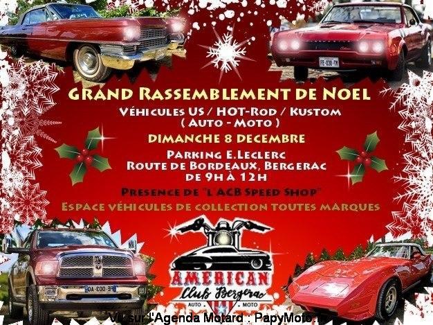 MANIFESTATION - Rassemblement de Noel - 8 Décembre 2019 - Bergerac Grand-17