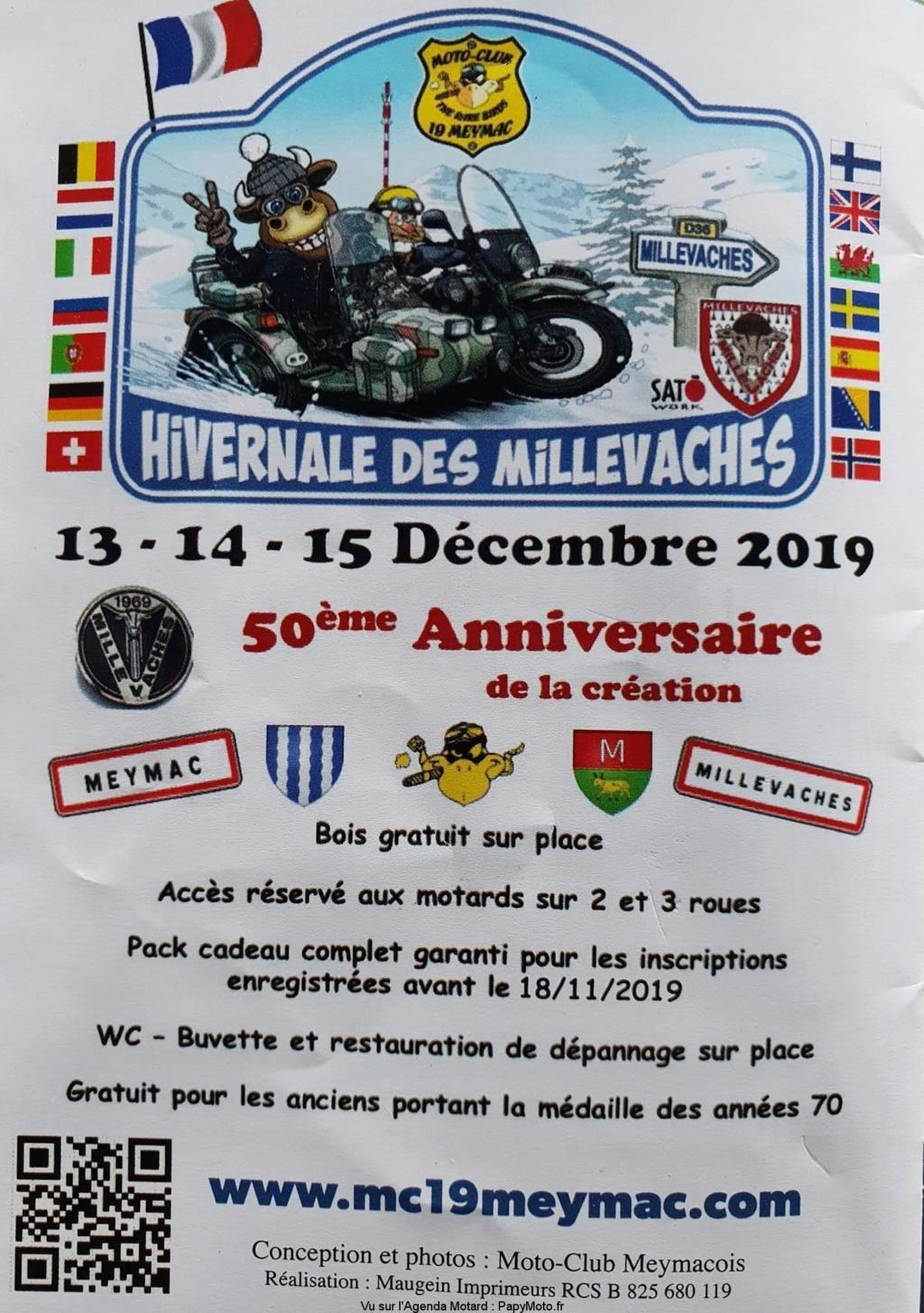 MANIFESTATION - Hivernale des Millevaches - 13 - 14 - 15 Décembre 2019 Meymac (19) Hivern14