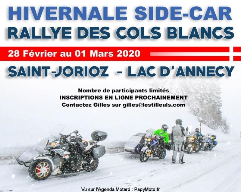 MANIFESTATION - Hivernale Side - Car - 28 Février 1er Mars 2020 - Saint - Jorioz - Lac D'Annecy  Hivern21