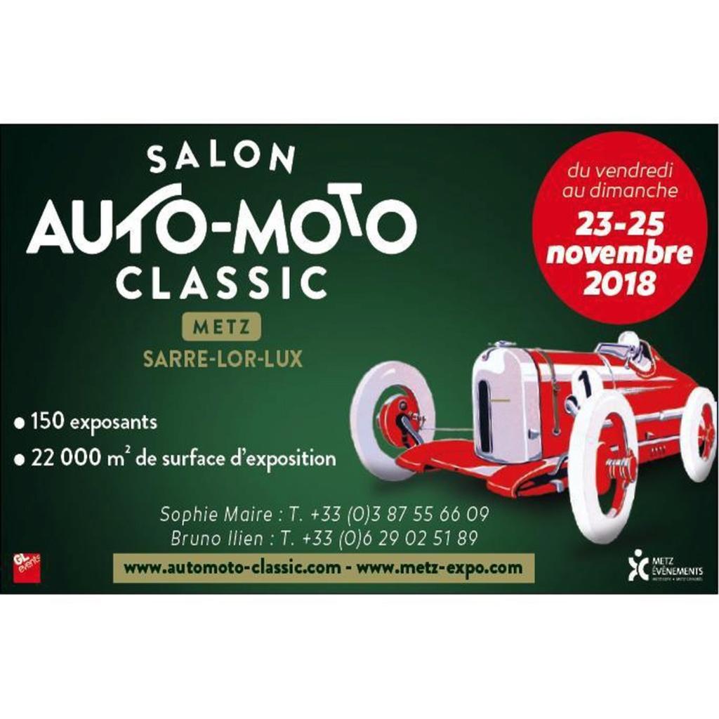 Salon - du 23 au 25 novembre 2018 - Metz - Sarre-Lor-Lux Illust11