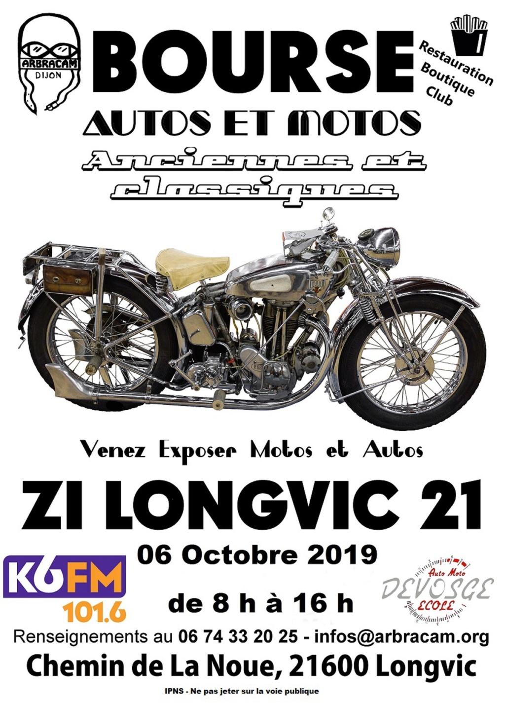 MANIFESTATION - Bourse -Dimanche 6 Octobre 2019 - ZI Longvic (21) Illust22