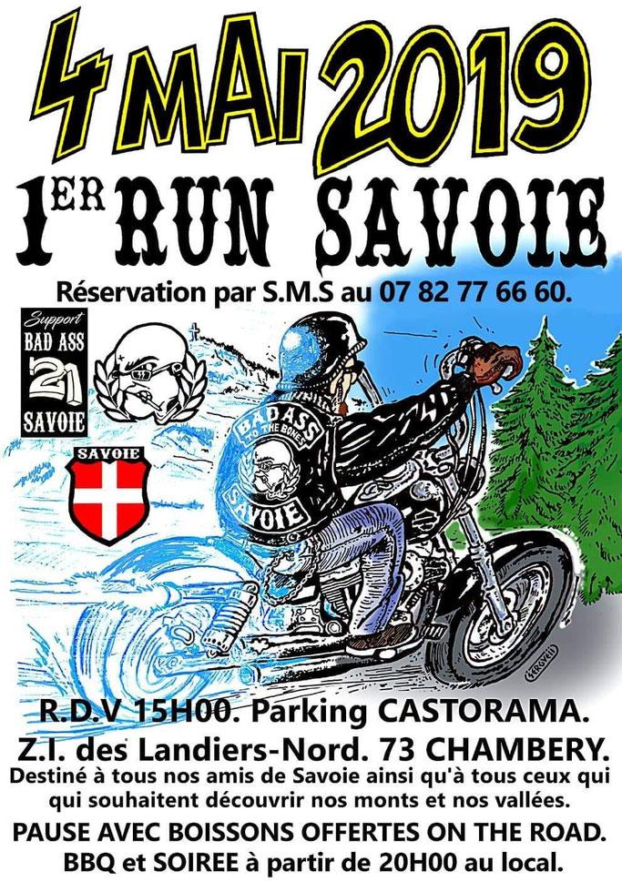 1er Run Savoie - Samedi 4 Mai 2019 - Chambery (73) Image119