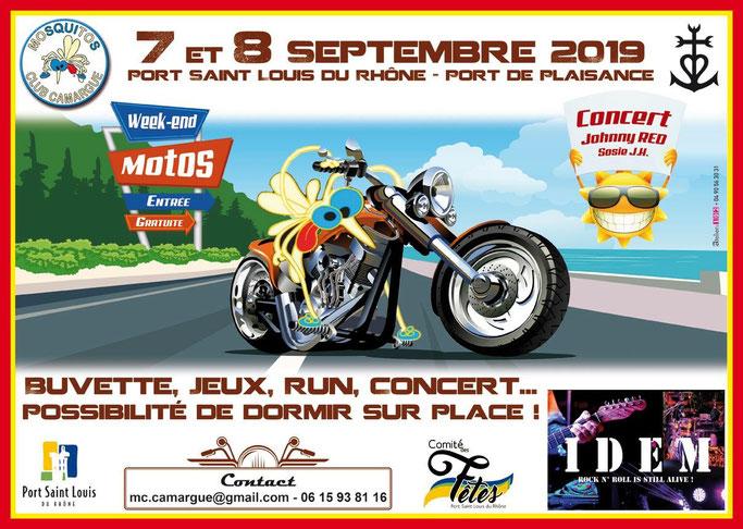 Manifestation - Concentre - 7 & 8 Septembre 209 - Port Saint Louis Du Rhône Image181