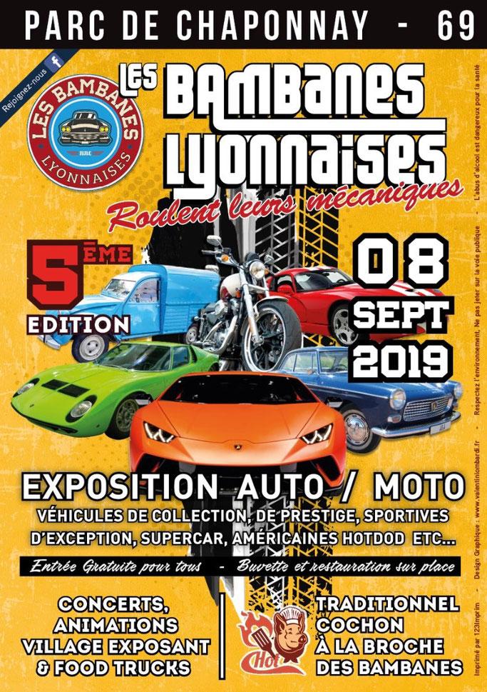 MANIFESTATION - Les Bambanes Lyonnaises- 8 Septembre 2019- Parc de Chaponnay (69) Image182