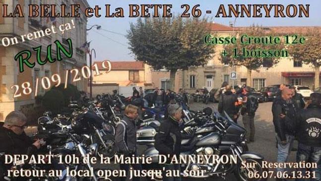 MANIFESTATION - La Belle et la Bête - 28 Septembre 2019 - Anneyron (26) Image188