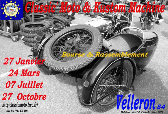 Bourse & Rassemblement -24 Mars 2019 - VELLERON ( 84 ) Image211