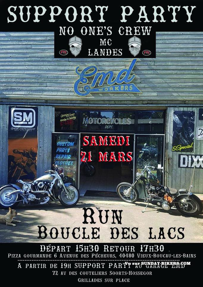 MANIFESTATION - Support Party & Run - Samedi 21 Mars 2020 - Vieux- Boucau- Les -Bains (40480) Image223