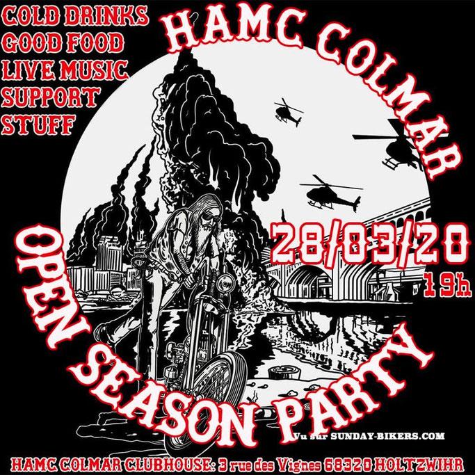 MANIFESTATION - Open Season Party - 28 Mars 2020 - Holtzwihr (68320) Image228