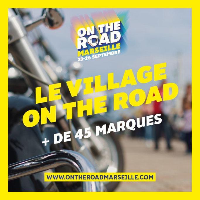 MANIFESTATION - ON THE ROAD MARSEILLE - 23 au 26 Septembre 2021 - Marseille  Image299