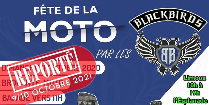 MANIFESTATION - Fête de la Moto - 9 & 10 Octobre 2021 - Limoux  Image305