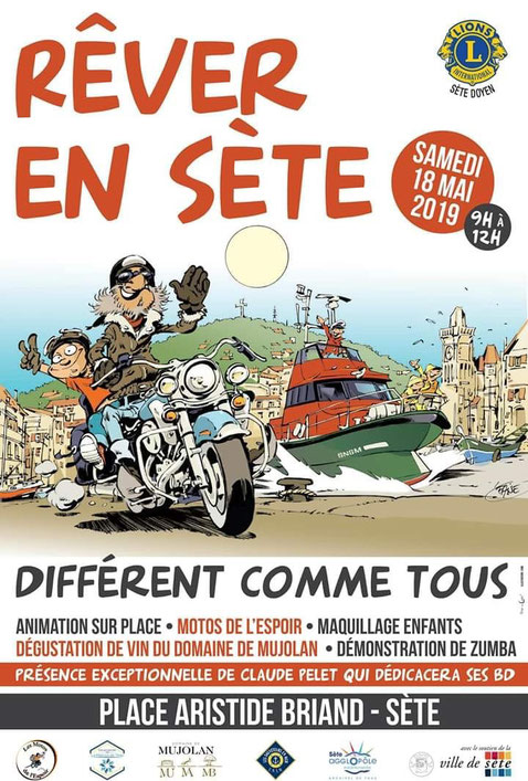 MANIFESTATION - Samadi 18 Mai 2019 - Place Aristide Briand - Sète  Image44