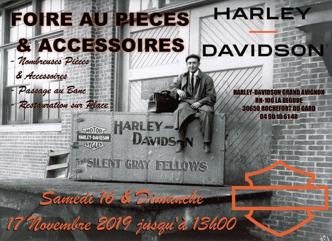 MANIFESTATION - Foire aux Pieces & Accessoires - 16 & 17 Novembre 2019 - Rochefort du Gard (30650) Image57