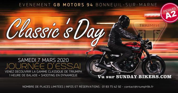 MANIFESTATION - Classic ' S Day - Samedi 7 Lars 2020 - Bonneuil-sur-Marne ( 94 ) Image67