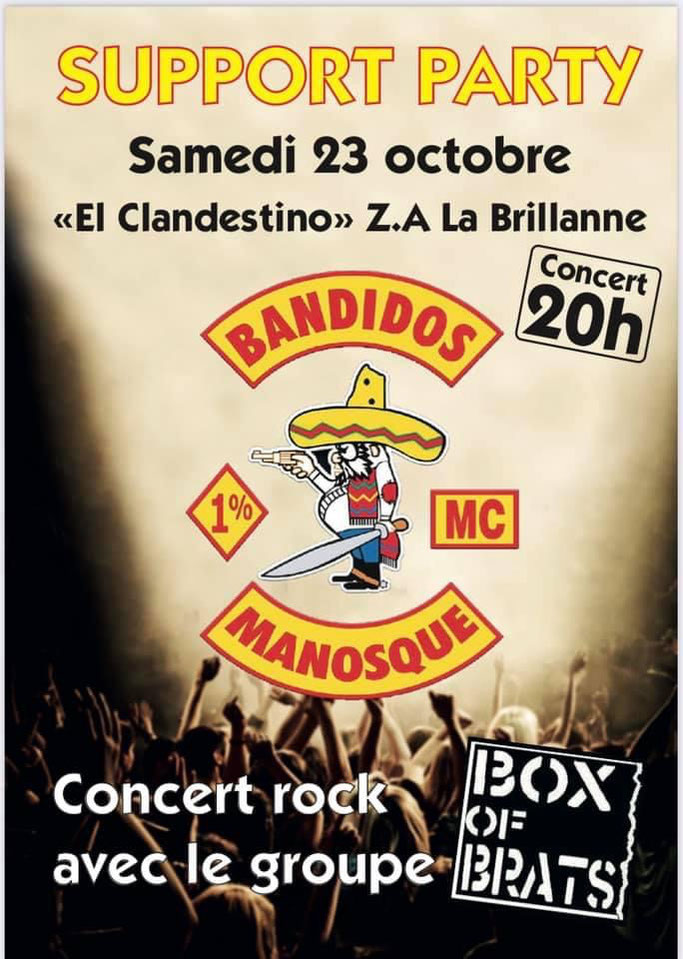 MANIFESTATION - Support Party - Samedi 23 Octobre 2021 - Z.A La Brillanne - Image89