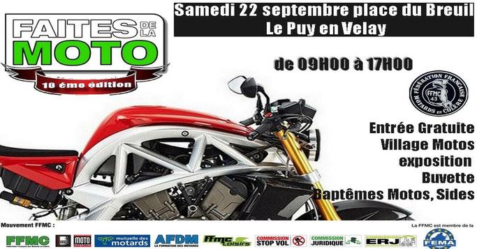 Manifestation - Samedi 22 septembre 2018 - Le Puy en Velay Image_49