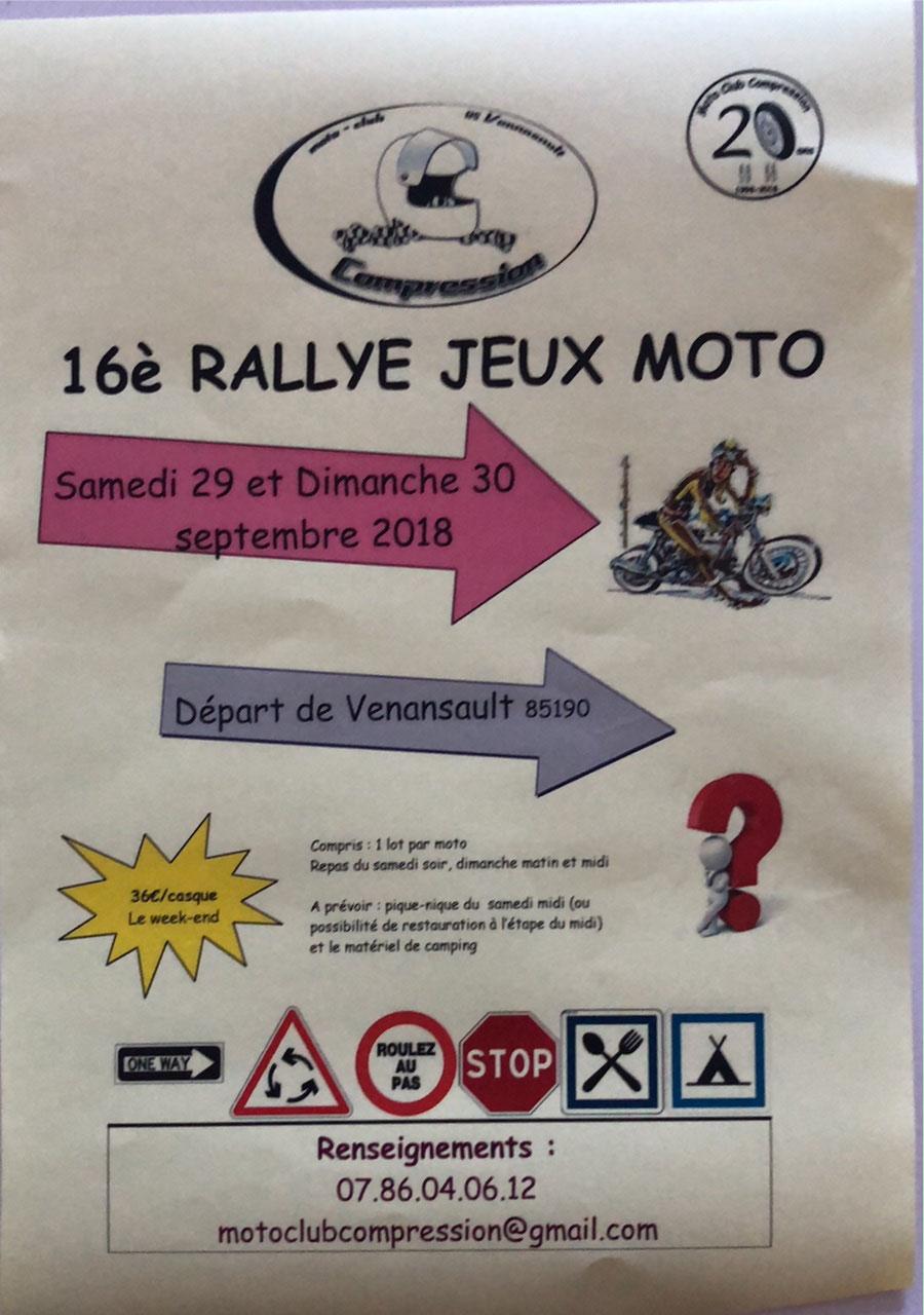 Rallye - Samedi 29 & 30 septembre 2018Venansault ( 85190) Image_53