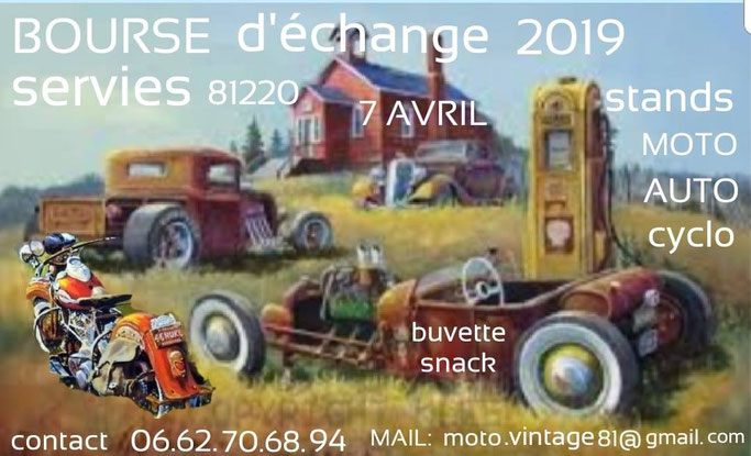 Bourse -  Dimanche 7 Avril 2019 - SERVIES  (81220) Image_96