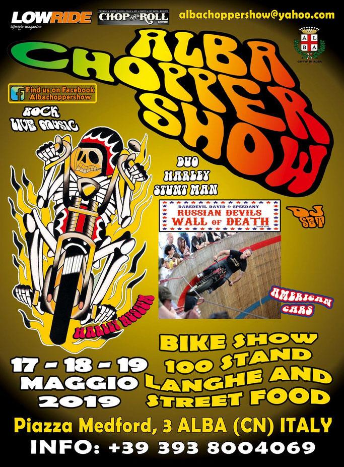 Alba Chopper Show - 17 - 18 - & 19 Mai 2019 - 3  Alba (cn) ITALY  Image_99