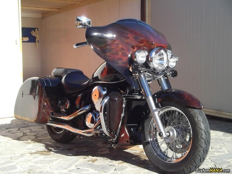 Les plus beaux VN 900 Kawasa82