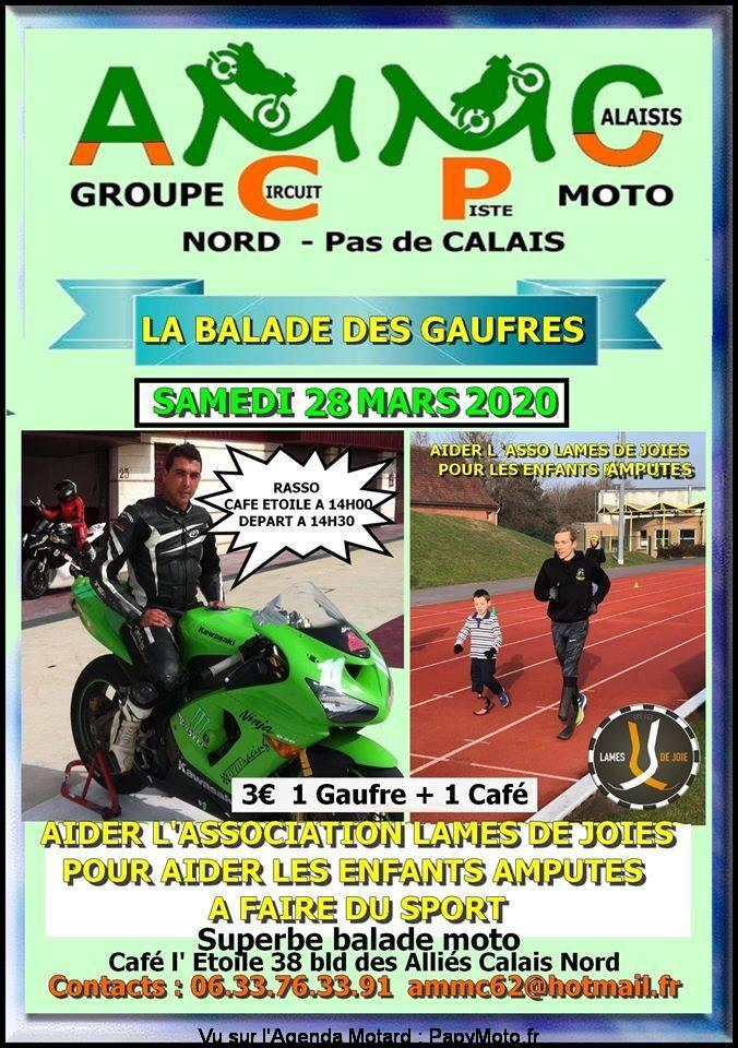 MANIFESTATION - Balade Moto - Samedi 28 Mars 2020 - Calais (62) La-bal14