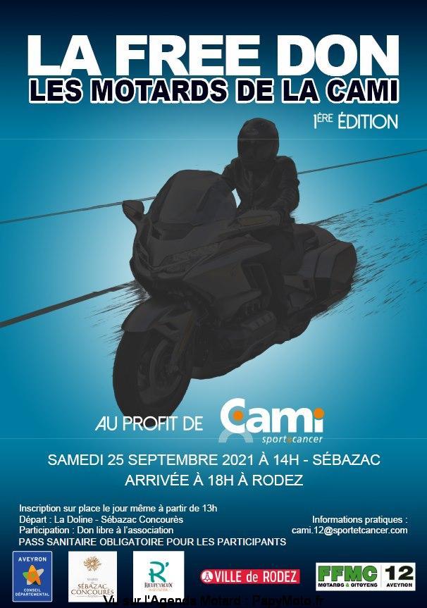 MANIFESTATION - La Free Don - Samedi 25 Septembre 2021 - Sébazac (12) La-fre10