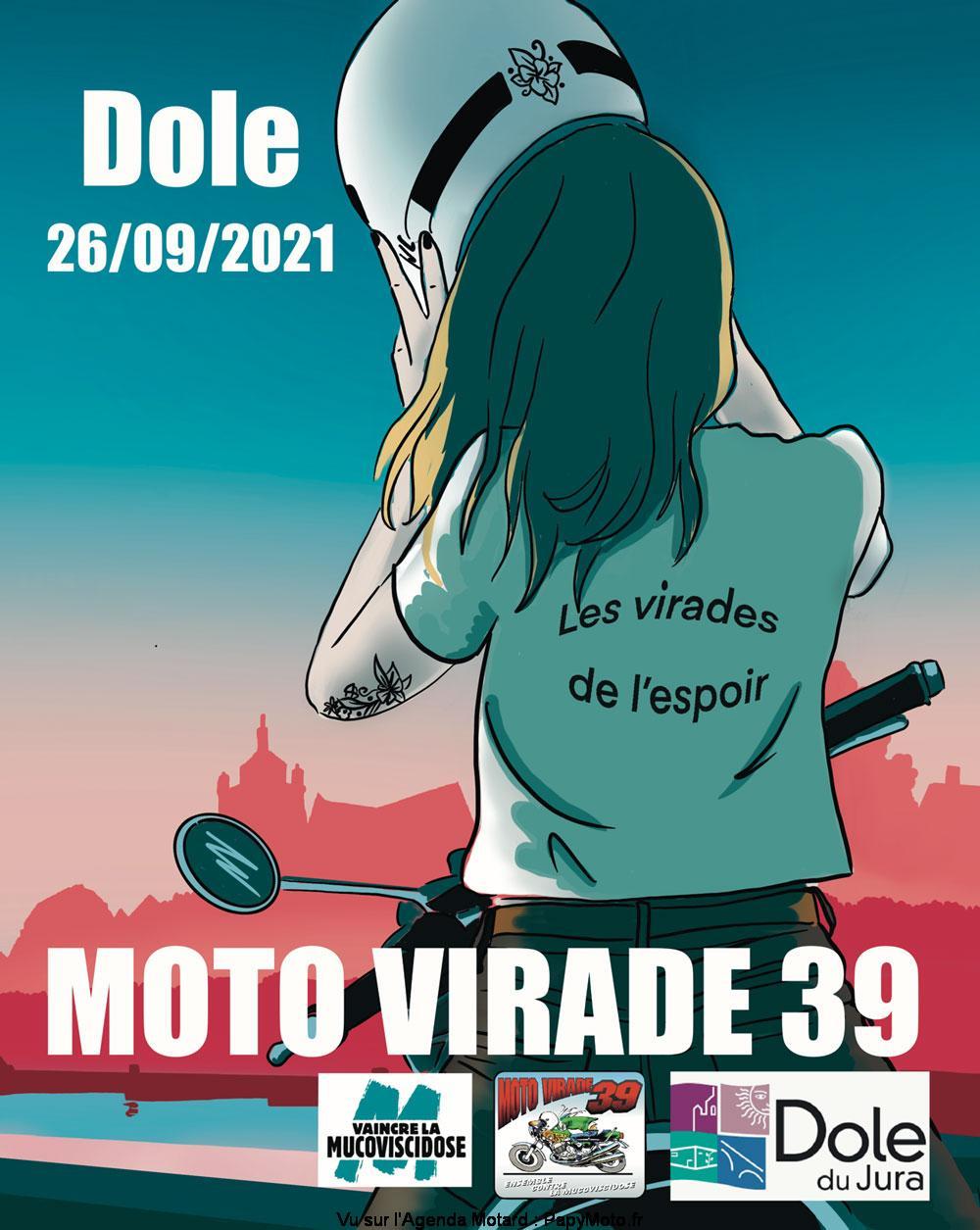 MANIFESTATION - Les Virades de L'éspoir - 26 Septembre 2021 - Dole (39) Les-vi15