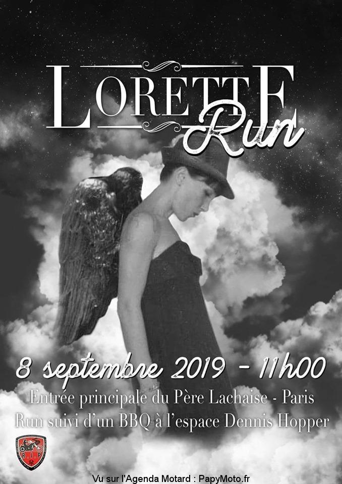 MANIFESTATION - Lorette Run - 8 Septembre 2019 - Paris - (75)  Lorett10