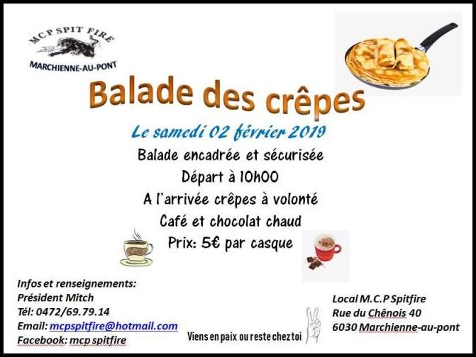 Balade - Samedi 2 février 2019 - Marchienne-au-Pont (6030) BELGIQUE  Marchi10
