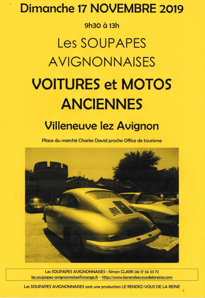 MANIFESTATION - Expo - Dimanche 17 Novembre 2019 - Villeneuve les Avignon  Ob_88a10