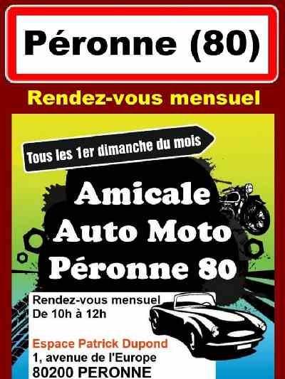 Rendez-vous Mensuel -  Dimanche 3 février 2019 - Péronne (80) Peronn11