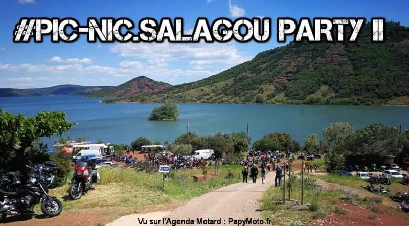 MANIFESTATION - Salagou Party II - 28 Mars 2020 - Lac du Salagou ( 34) Pic-ni10
