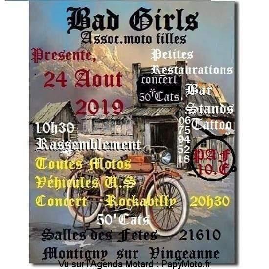 MANIFESTATION - Rassemblement - 24 AOUT 2019 - Montigny Sur Vingeanne ( 21610) Rassem43