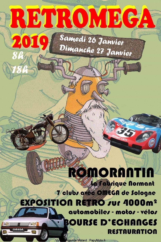 Exposition - Dimanche 27 janvier 2019 -ROMORANTIN (41) Rzotro12
