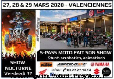 MANIFESTATION - Show Moto - 27-28-& 29 Mars 2020 - Valenciennes  S-pass10